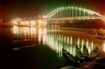 ایران-اهواز-پل سفید بر روی رود کارون(Iran-Ahwaz-Sefid bridge on Karoon river)